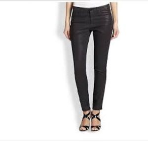 Elie Tahari Denim Audrey Legging Pants size 28